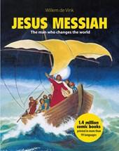 Jesus Messiah comic book
