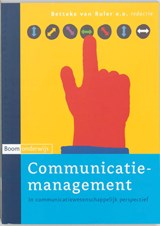 Communicatiemanagement | B. van Ruler |