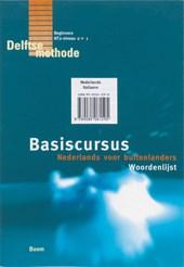 Basiscursus Nederlands voor buitenlanders Nederland-Italiaans woordenlijst
