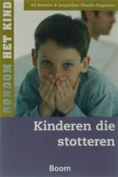 Kinderen die stotteren