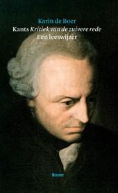 Kant's Kritiek van de zuivere rede