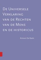 De universele verklaring van de rechten van de mens en de historicus