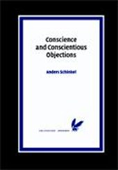 Pallas Publications Conscience and Conscientious Objections | Anders Schinkel |