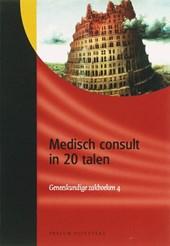 Geneeskundige zakboeken Medisch consult in 20 talen