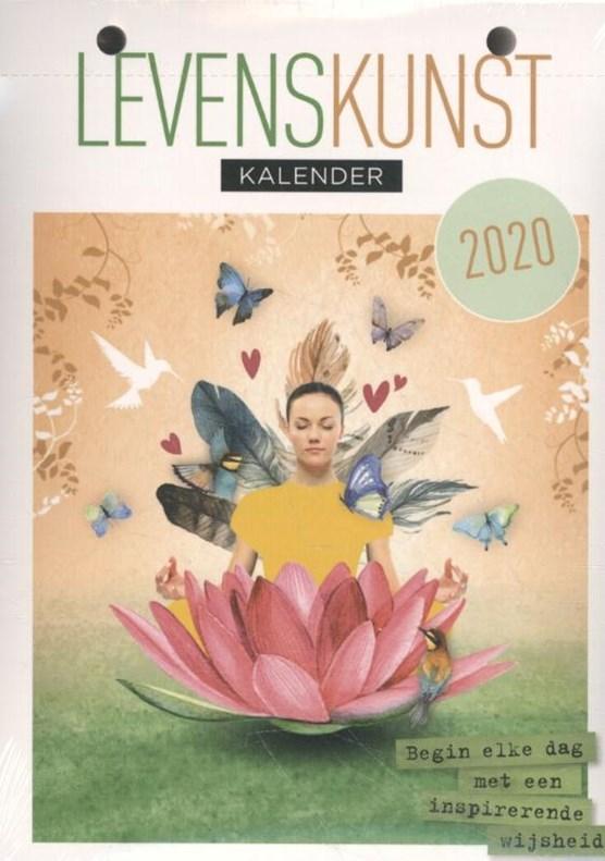 Levenskunst scheurkalender 2020