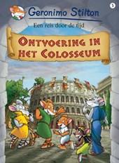 Ontvoering in het Colosseum (strip 3)