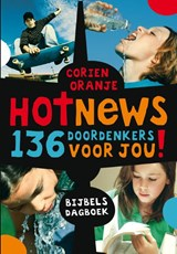 Hot news | Corien Oranje |