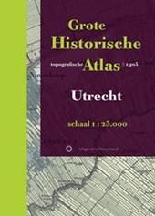 Grote Historische topografische Atlas Utrecht
