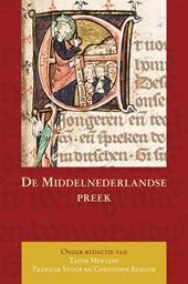 Middeleeuwse studies en bronnen De Middelnederlandse preek