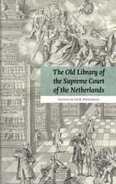 The old library of the supreme court of the Netherlands