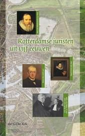 Rotterdamse juristen uit vijf eeuwen