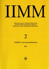 Illustrated Inventory of Medieval Manuscripts in Latin script in the Netherlands | J.P. Gumbert |