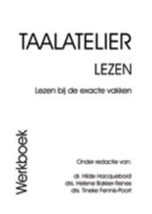 Taalatelier Exacte vakken Werkboek
