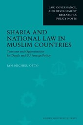 Law, Governance, and Development Research & Policy Notes Sharia and National Law in Muslim Countries