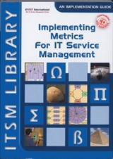 Implementing metrics for IT service management | Deborah Smith |