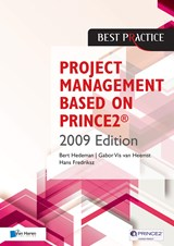Project management based on Prince2 (english version) / 2009 edition | Bert Hedeman |