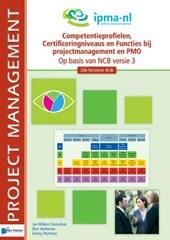 Project management Competentieprofielen, Certificeringniveaus en Functies bij projectmanagement en PMO