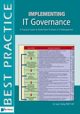 Implementing IT Governance | Gad J. Selig |