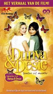 Dynya & Desie; groeten uit Marokko