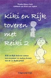 Kiki en Rijk toveren met Reiki