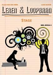 Leren & Loopbaan, Stage, MBO niveau