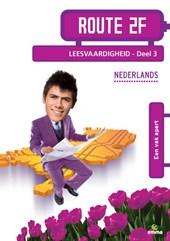 Route 2F, Nederlands voor niveau 2F Leesvaardigheid deel 3 Een vak apart