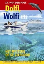 Dolfi, Wolfi en het mysterie op de zeebodem