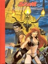 Storm luxe Hc23. de navel van de dubbele god (dossier editie)