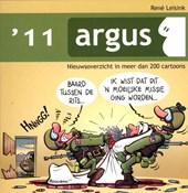 Argus 2011. nieuwsoverzicht in meer dan 200 cartoons