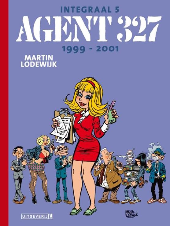 Agent 327 integraal Hc05. deel 5 1999-2001