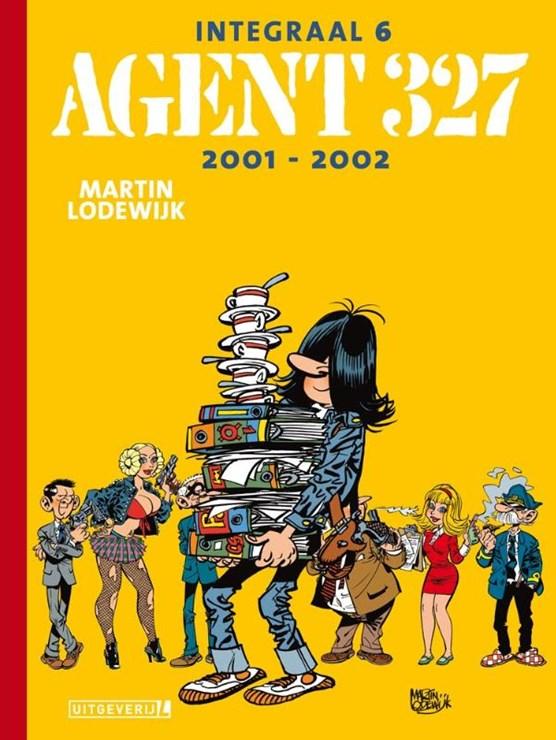 Agent 327 integraal Hc06. deel 6 2001-2002