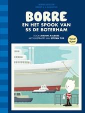 Borre en het spook van ss De Boterham