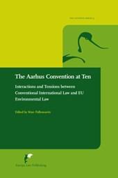Avosetta Series The Aarhus Convention at Ten