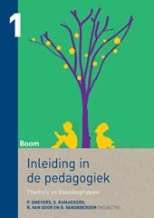 Inleiding in de pedagogiek, deel 1 - Thema's en basisbegrippen