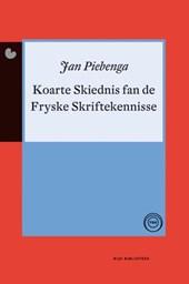 Koarte skiednis fan de Fryske skriftekennisse