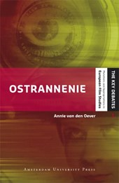 European Film Studies Key Debates Ostrannenie
