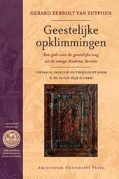 Bibliotheca Dissidentium Neerlandicorum Geestelijke opklimmingen