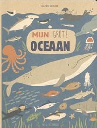 Mijn grote oceaan   Katrin Wiehle  