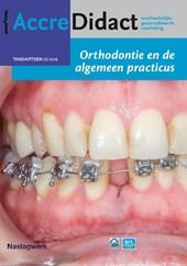 Orthodontie en de algemeen practicus