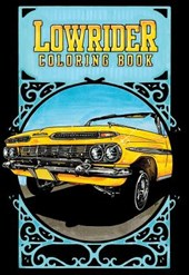 Lowrider Adult Coloring Book