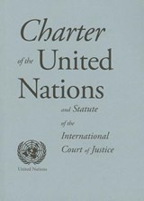 Charter of the United Nations and Statute of the International Court of Justice | auteur onbekend |