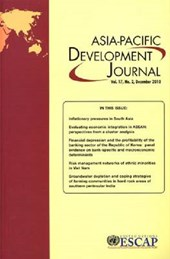 Asia-Pacific Development Journal |  |