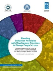 Proceedings from the Fourth International Conference on National Evaluation Capacities