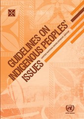 Guidelines on Indigenous Peoples' Issues |  |
