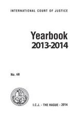 Yearbook of the International Court of Justice 2013-2014 | International Court of Justice |