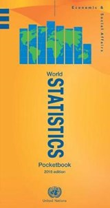 World Statistics Pocketbook | auteur onbekend |