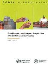 Food Import and Export Inspection and Certification Systems | auteur onbekend |
