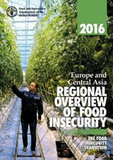 Europe and Central Asia Regional Overview of Food Insecurity | auteur onbekend |