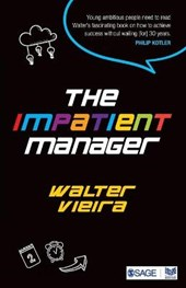 The Impatient Manager | Walter Vieira |