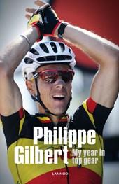 Philippe Gilbert - Engelse versie (E-boek)